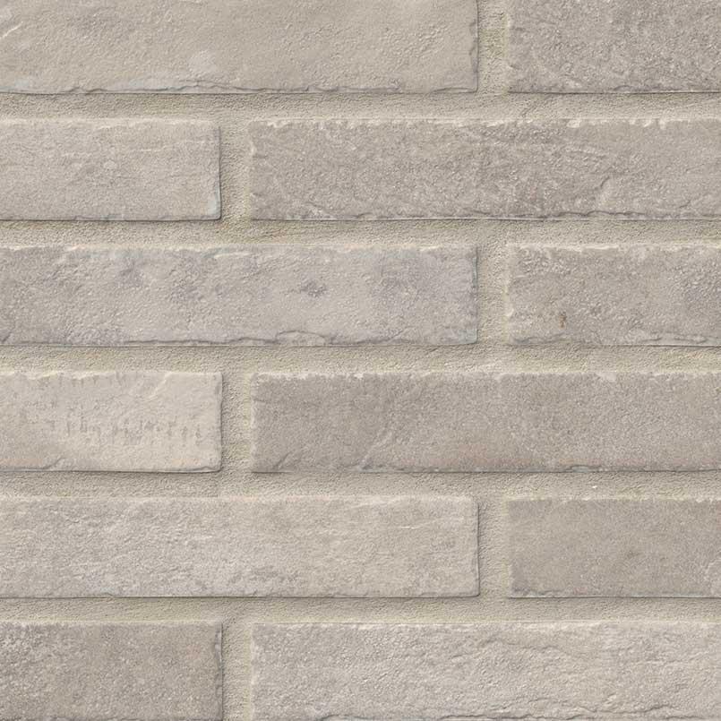 Brickstone-Ivory-2X10 Porcelain Tile
