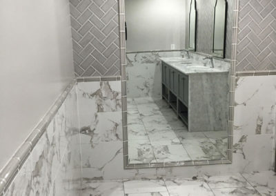 Dove Gray Subway Tile 3x6