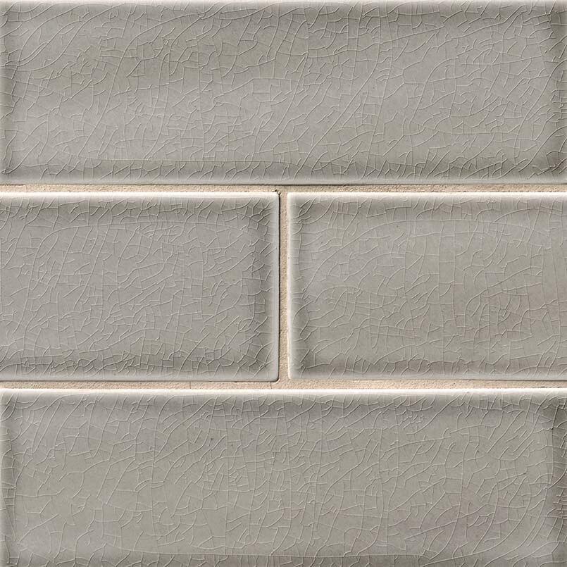 Dove Gray Subway Tile 4x12