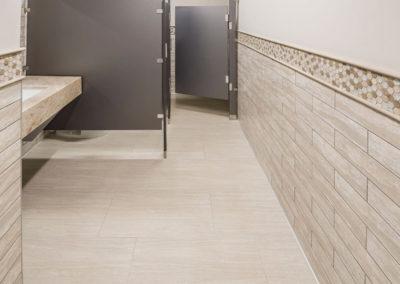 Gris Travertine Subway Tile 4x16