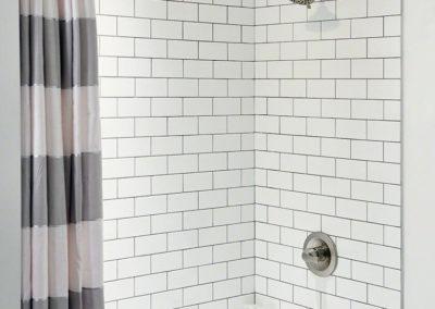 White Glossy 3x6 B
