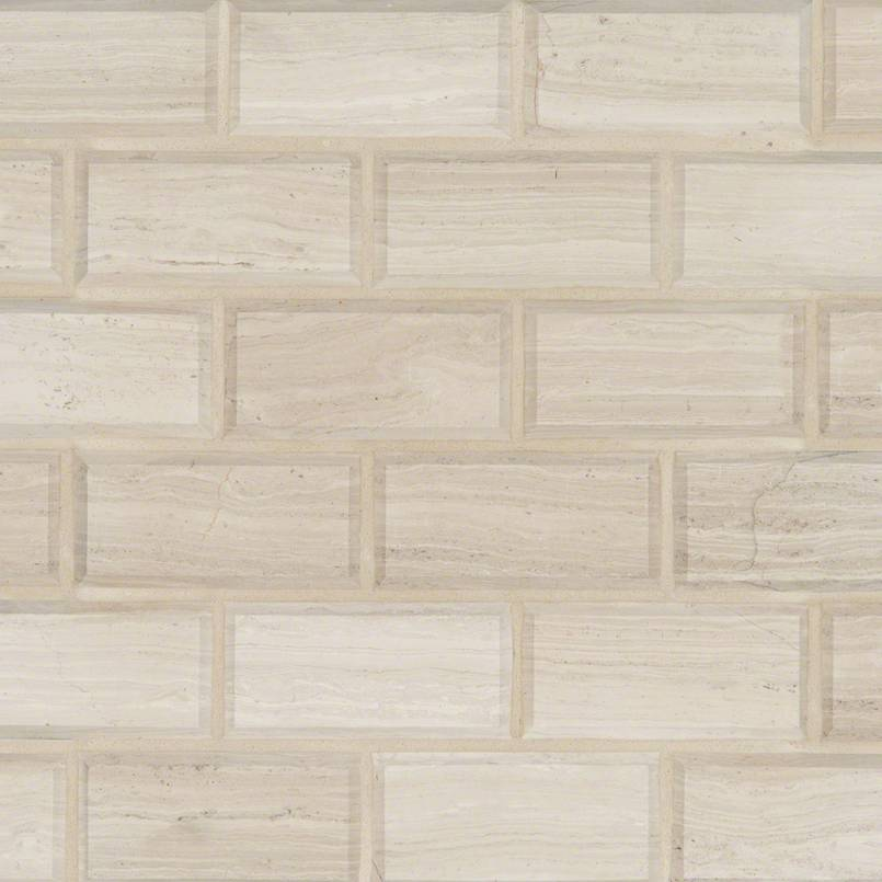White Oak Subway Tile 2x4