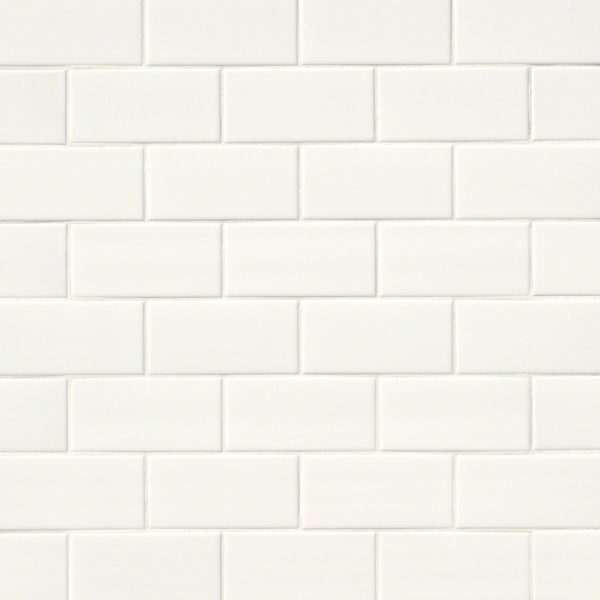 White Subway Tile 3x6
