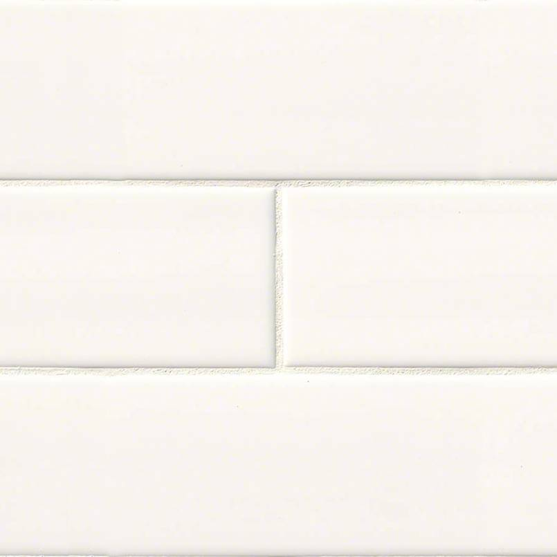 White Subway Tile 4x16